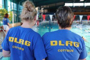 Lagune Cottbus - DLRG
