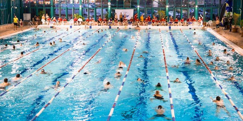 Lagune Cottbus - Schwimm Event
