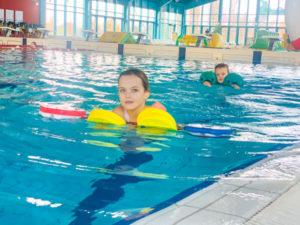 Lagune Cottbus - sicher schwimmen lernen