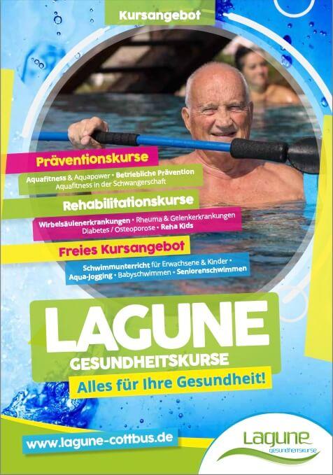 Lagune Cottbus - Aquakursangebote