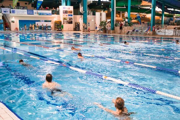 Lagune Cottbus - Freizeitschwimmen