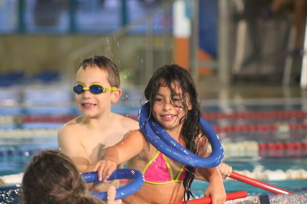 Lagune Cottbus - Kindergeburtstag mit viel Spaß