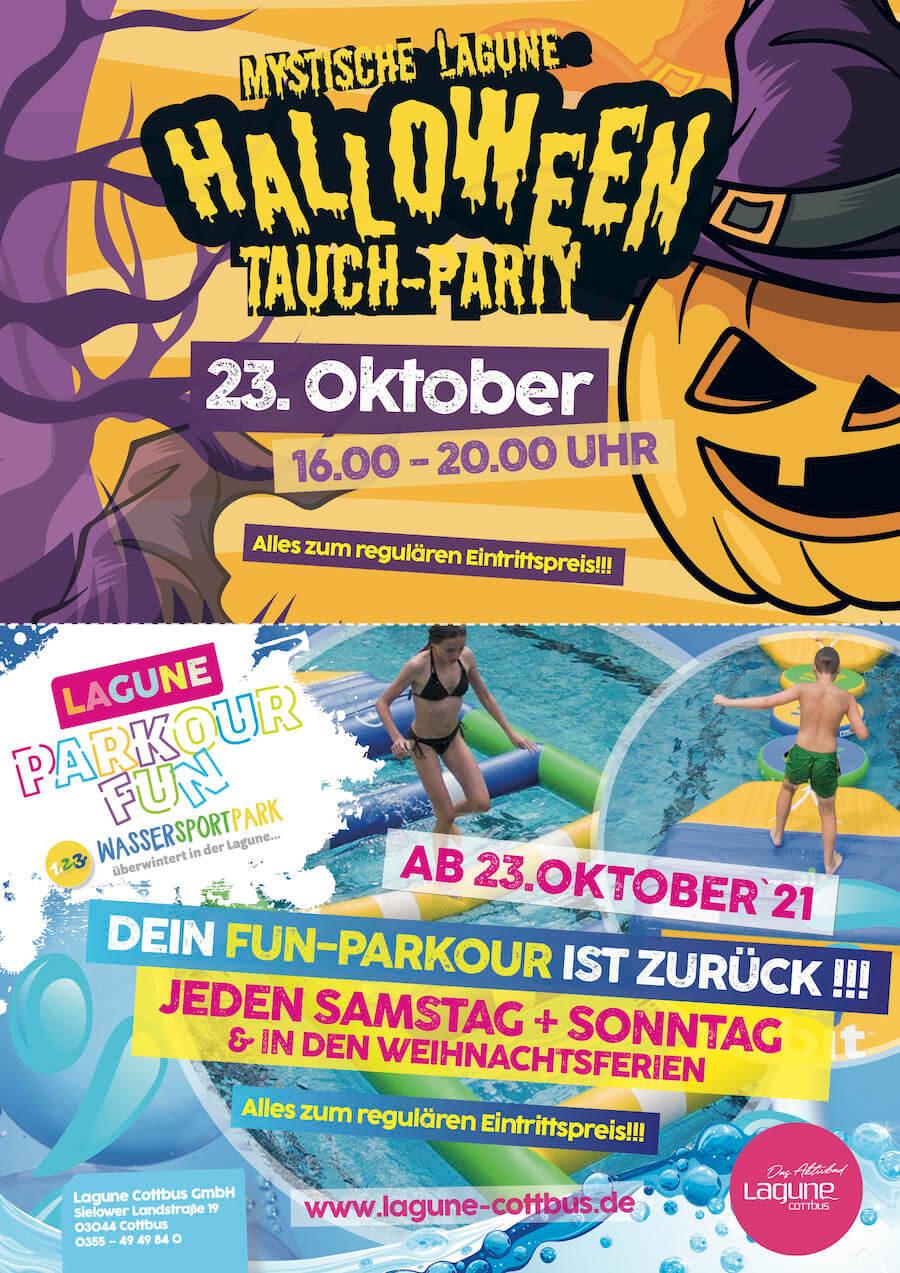 Halloween Tauchparty 23.10.2021